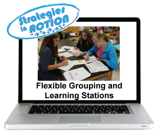 Flexible Grouping and Learning Stations