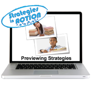 PREVIEWING-STRATEGIES