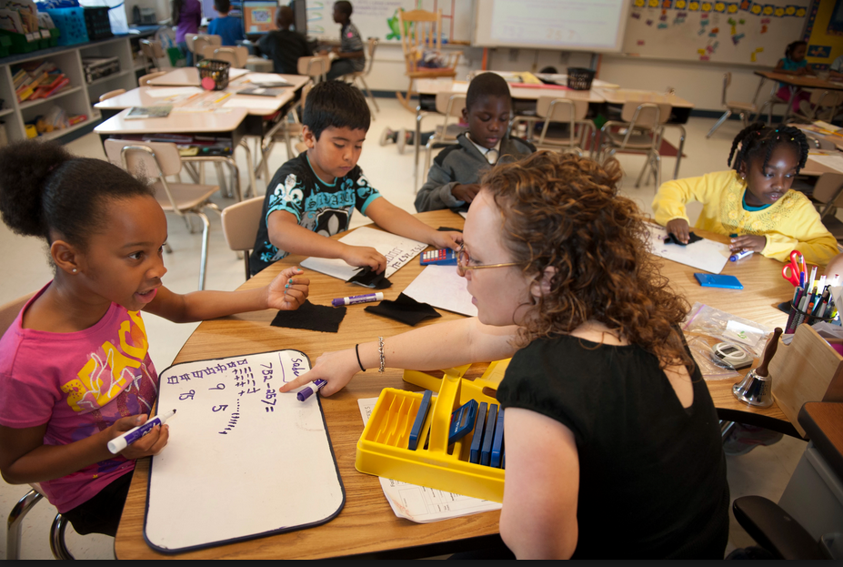 Purposeful Small Group Instruction Learning Focused