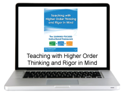 Teaching with HOT and Rigor Course